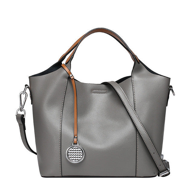 Valerie Genuine Leather Tote