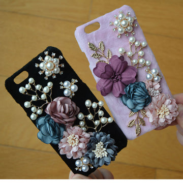 Katey 3D Flower Phone Protector