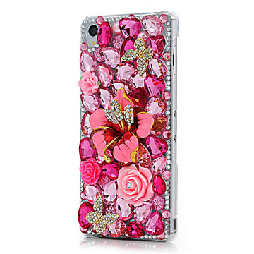 Brittany 3D Rhinestone Phone Protector