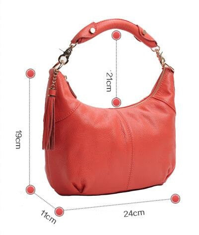 Tessa Genuine Leather HandBag