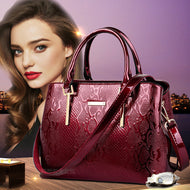 Desire Genuine Leather Handbag