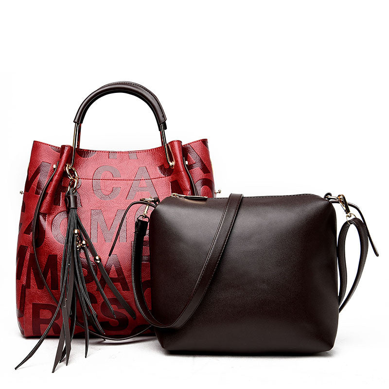 Mara Designer Leather Tote