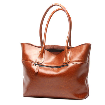 Sophie Leather Tote