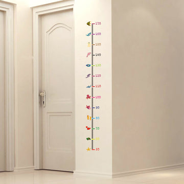 Height Measurement Wall Sticker