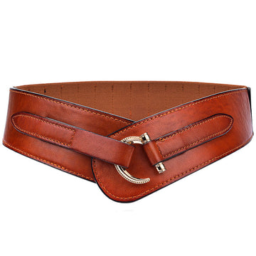 Cummerbund Wide Belt