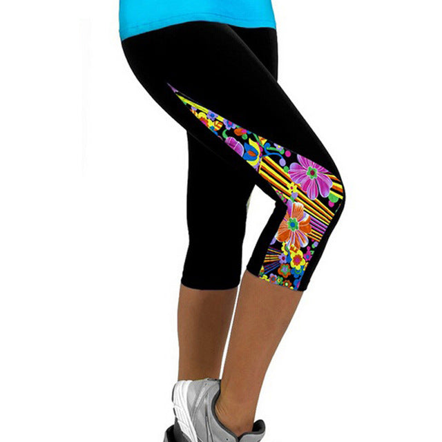 New Capri Leggings
