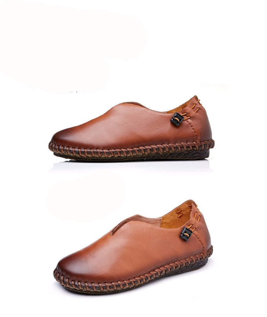 Loafers Genuine Leather