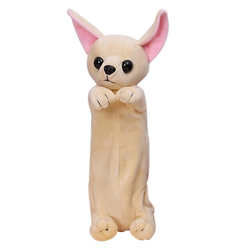 School pencil case Chihuahua
