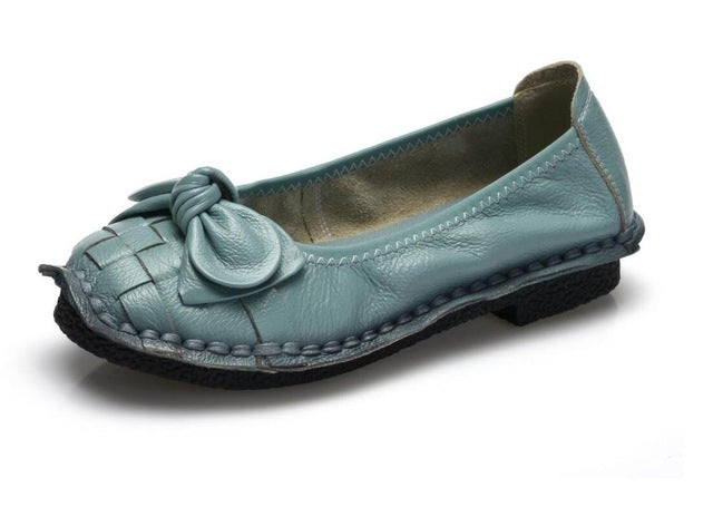 Jed Genuine Leather Casual Shoes