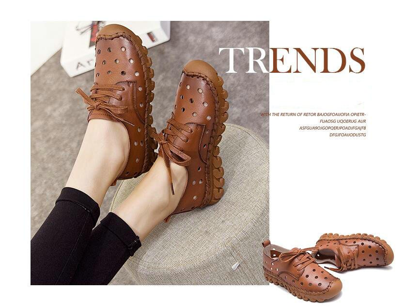 Yaday Handmade Genuine Leather Shoes