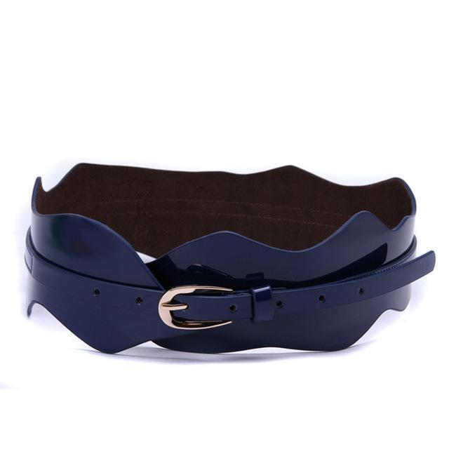 Kulz Genuine Leather Waist Belts
