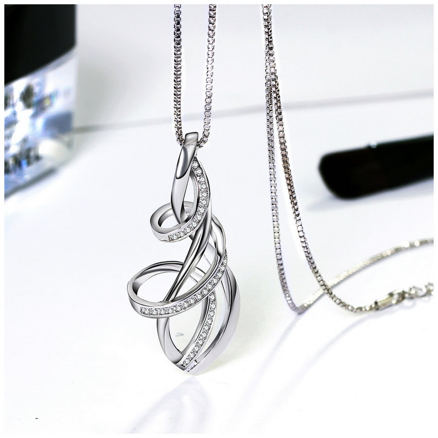Trendy Irregular Pendant Necklace
