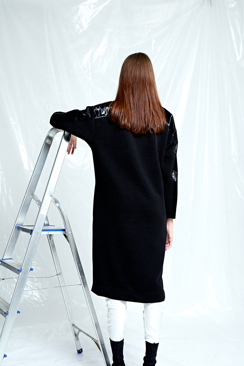 DRESS Chokoku- Black