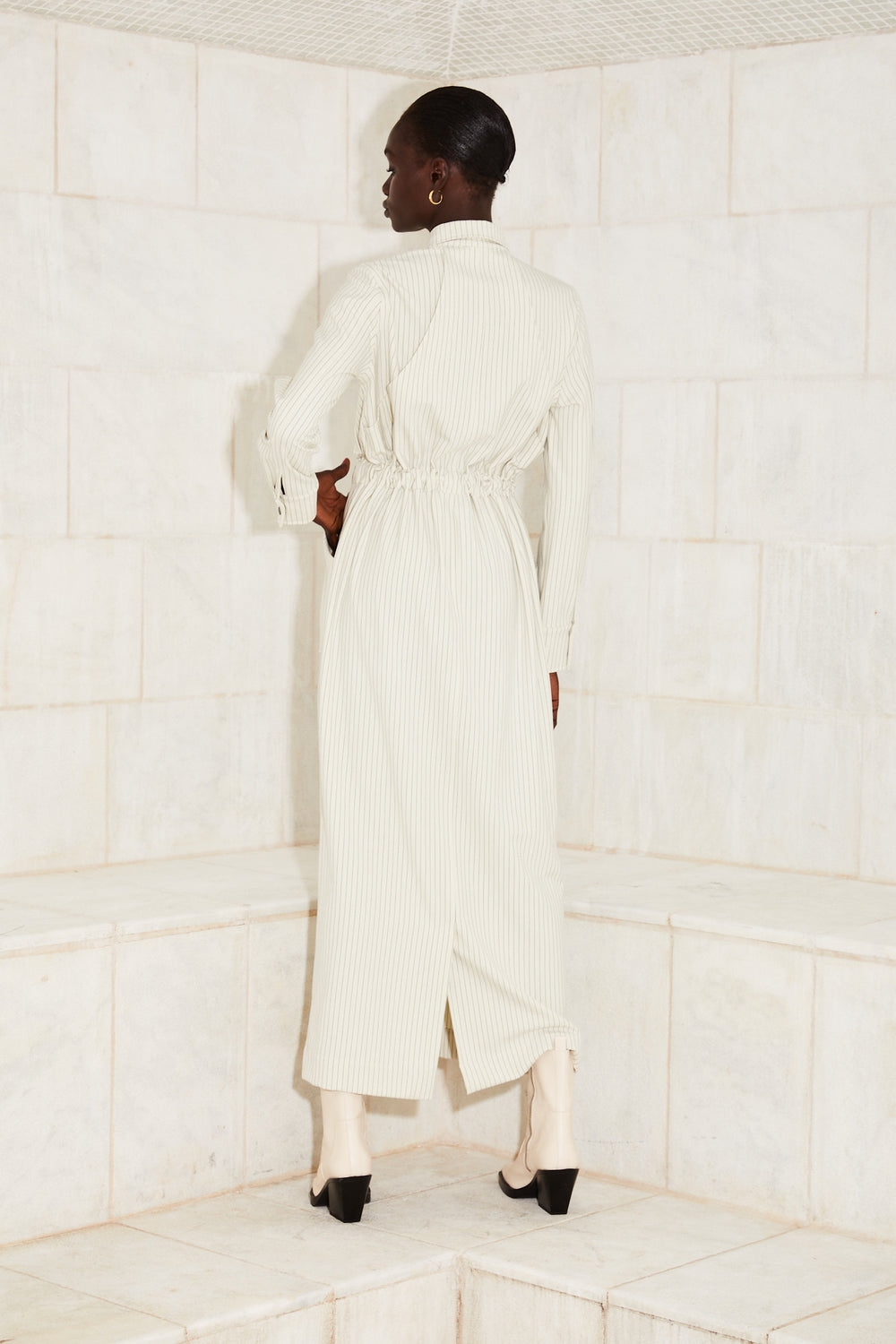 DRESS JACKET JILL- Off White