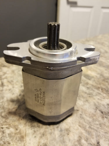 ALP1A-D-7-S1  Marzocchi  Hydraulic Gear Pump .317 cu.in3/rev 5,2 cm3/rev