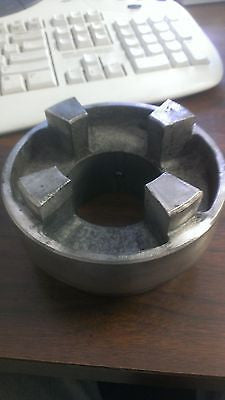 Magnaloy Coupling Co 500R 60mm shaft, 18mm KW