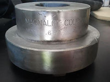"Key Model 600, Mangaloy, Coupling 2 1/2"" - 1/2"""