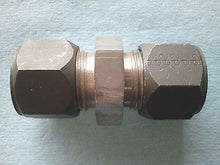 "Parker Hannifin, 316,  3/4"" Tube  x 3/4"" Tube"
