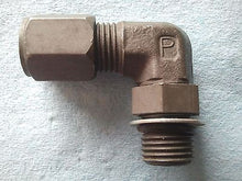 "Parker Hannifin, 3/8"" MB  x  3/8"" Tube 90 Degrees"