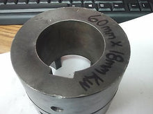 Drive Coupling, 60mm with 18mm Key