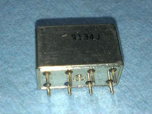 2KA-2A-125, HI-G, Relay, Contact 2A, 25.5VDC, 2074 OHMS, 8 Prong, 9134J