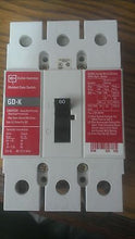 GD3060K , Cutler Hammer, SDS Circuit Breaker 60 Amp 3 Pole