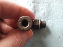 "Parker Hannifin, 1/4"" MB  x  1/4"" Female Tube 90, Tube Fitting"