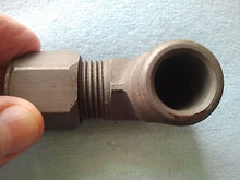 "Parker Hannifin, 1/2"" MP x  5/8"" Tube, 90 Degrees, Fitting Adapter"
