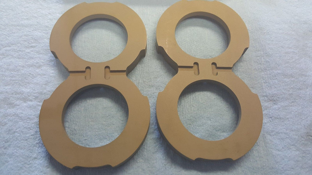 Y1058, Thrust Plate, P25X, P50, M25X, M50, 1 Set