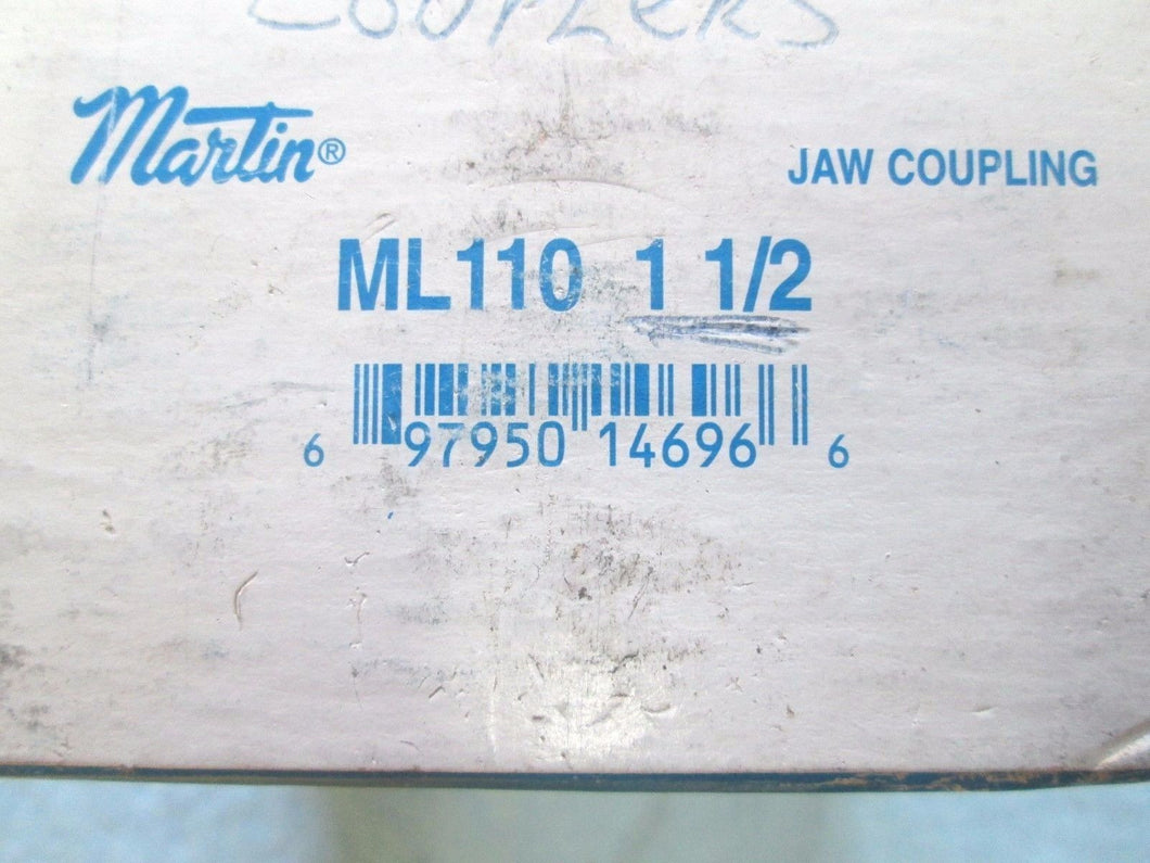 ML110 1 1/2, Martin, Jaw Coupling