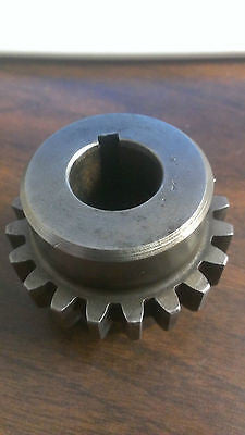 Detroit Diesel Rigid Drive Shaft Coupling 2.152 - 20th x .75 Keyed 3/16