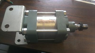 380-20-130-00-0-55, Schrader Bellows, 80mm bore x 20mm stroke Pneumatic Cylender