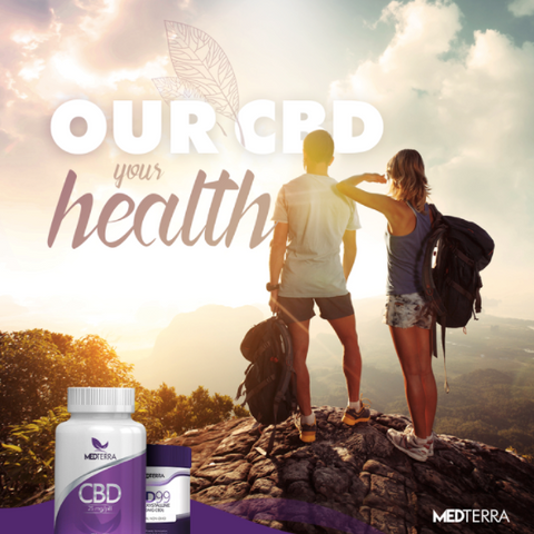 CBD Medterra Health Hemp