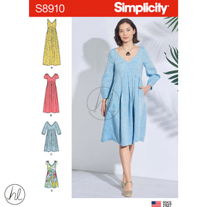 SIMPLICITY PATTERNS (S8910)