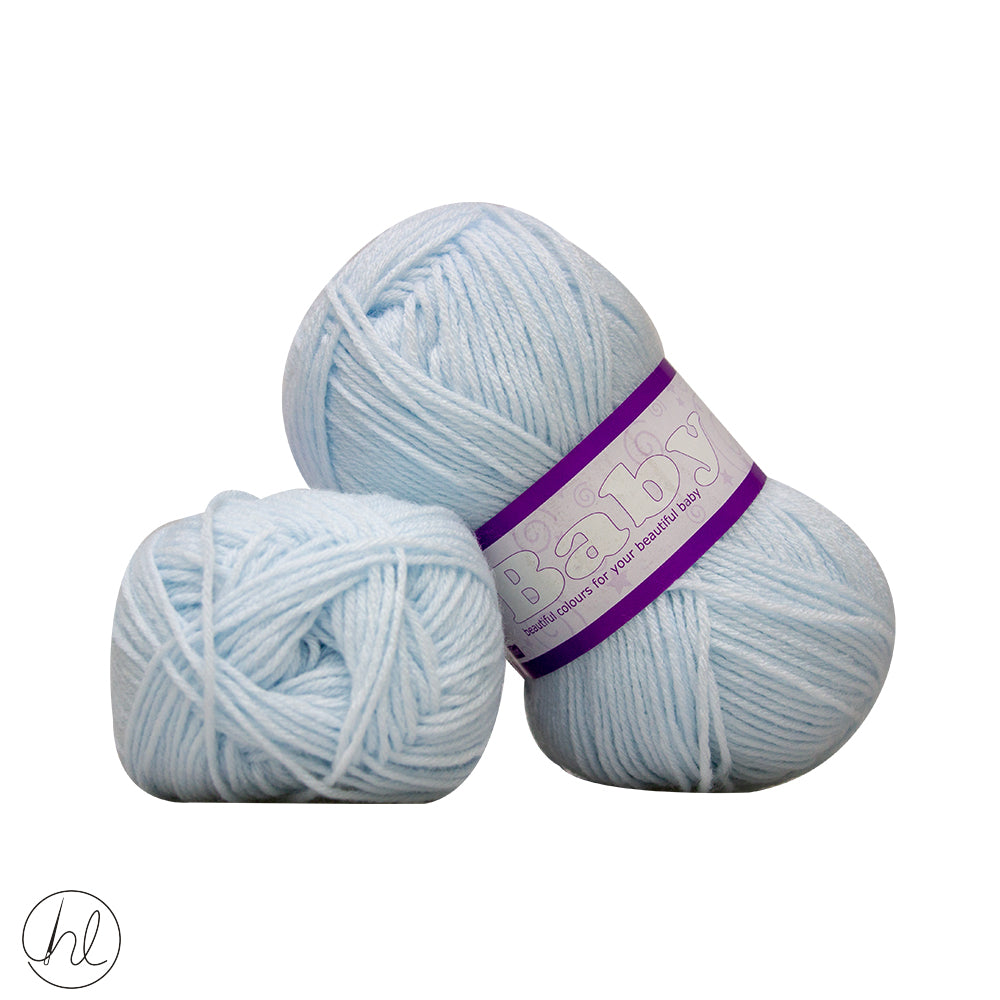 ELLE BABY DOUBLE KNIT 50G POWDER BLUE