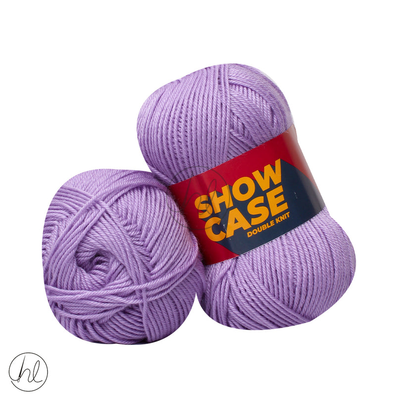 ELLE SHOWCASE DOUBLE KNIT 100G LILAC 032