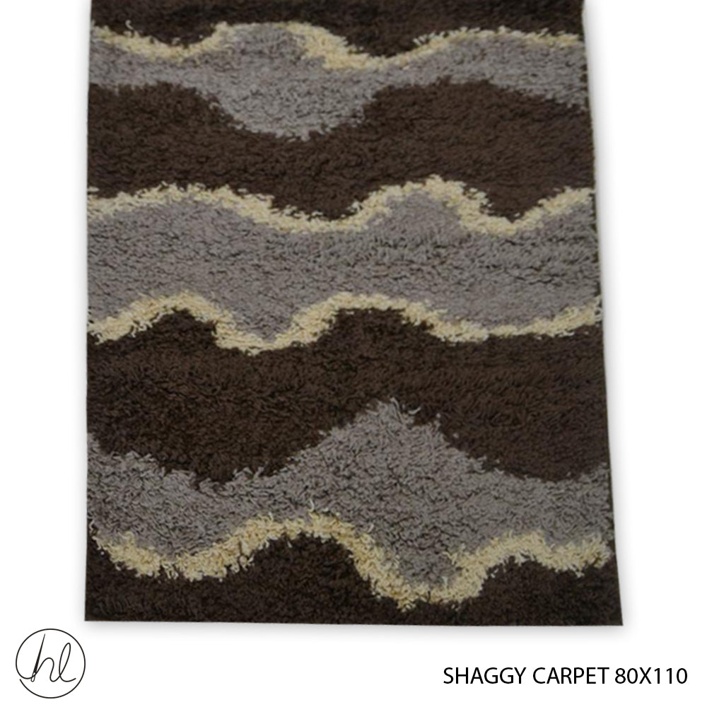 CARPET SHAGGY (80X110) (DESIGN 13)