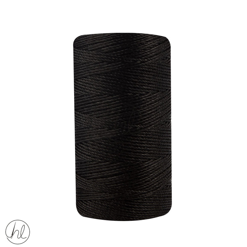 NYLON COTTON BLACK