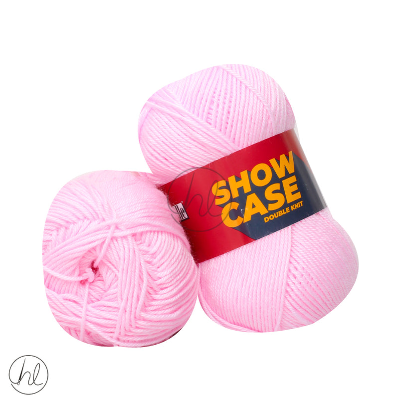 ELLE SHOWCASE DOUBLE KNIT 100G LIGHT PINK 042