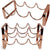 COPPER STACKABLE WINE RACK (EACH)