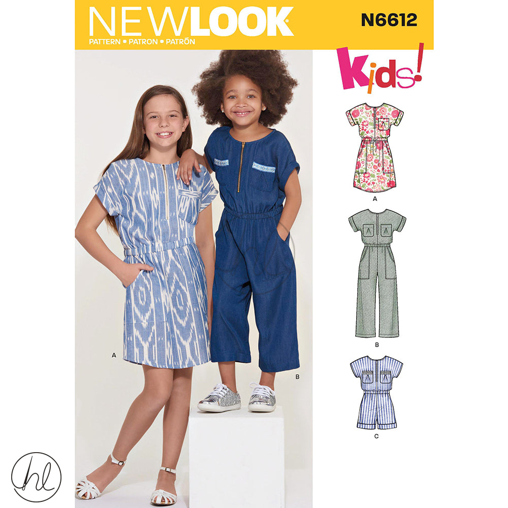 NEW LOOK PATTERNS (N6612)