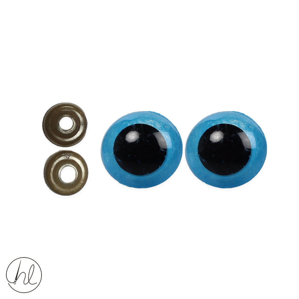 DOLL EYES (18MM) (2 PAIRS P/PACK)