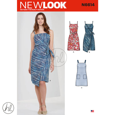 NEW LOOK PATTERNS (N6614)