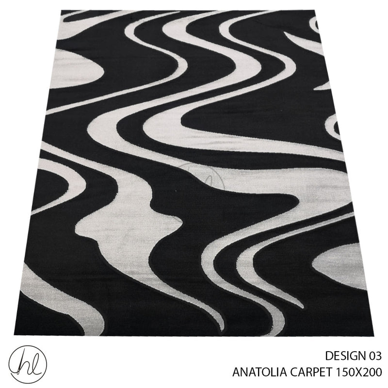 ANATOLIA CARPET 150X200 (DESIGN 03)