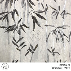 OPUS WALLPAPER (DESIGN 21) (WT005A) (106CMX10M) (PER ROLL)