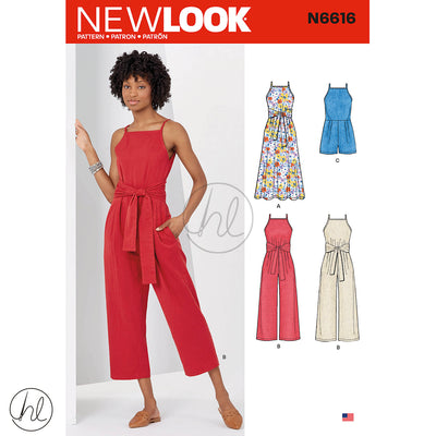 NEW LOOK PATTERNS (N6616)
