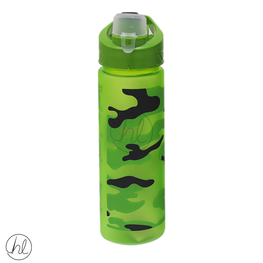WATER BOTTLE 600ML (EACH)