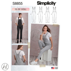 SIMPLICITY PATTERNS (S8855)
