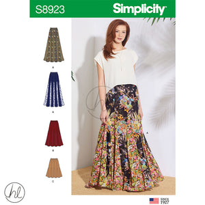 SIMPLICITY PATTERNS (S8923)