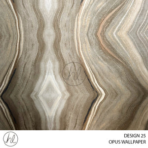 OPUS WALLPAPER (DESIGN 25) (WZ009A) (106CMX10M) (PER ROLL)
